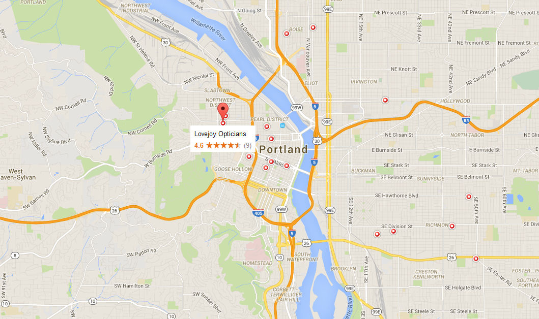 Google Map of Small Business optimization and local marketing
